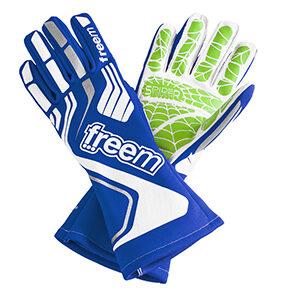 Freem SPIDERTOUCH 2 blå handske