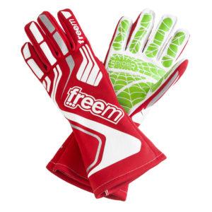 Freem SPIDERTOUCH 2 rød handske