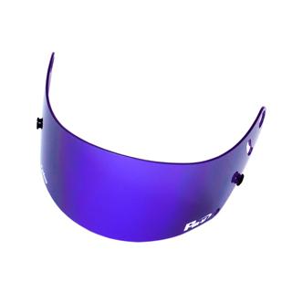 Blå FM-V visir