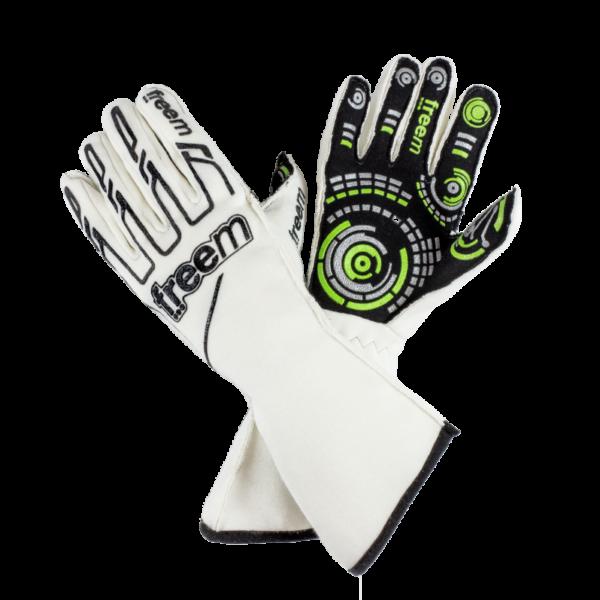 Freem SENSO 16 hvid handske
