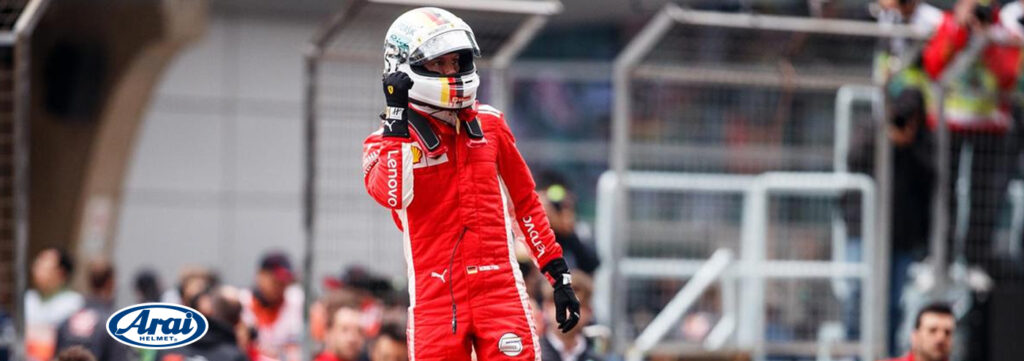 Arai Motorsport hjelme