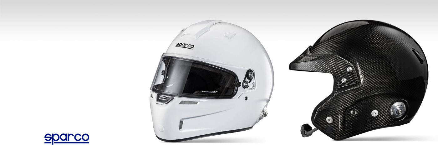 Sparco hjelme
