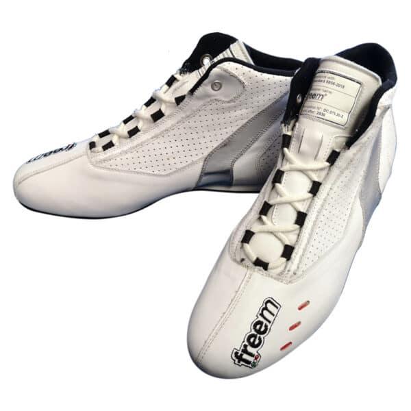 Freem Hvid S19 sko